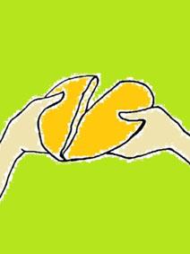 Logo 'Meno ricchi, perché nessuno sia povero'
