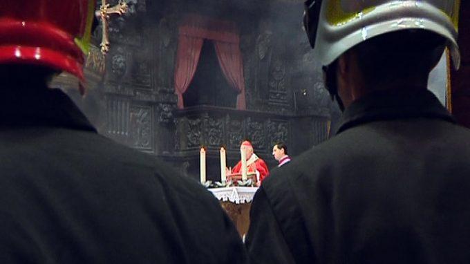 santa barbara vigili del fuoco