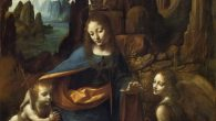 vergine rocce leonardo national gallery londra