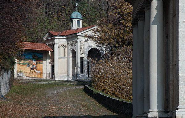 Sacro MOnte Varese cappelle Guttuso