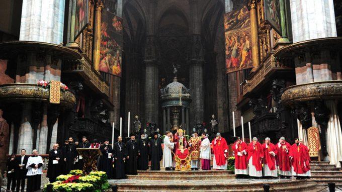 Messa per la Pace