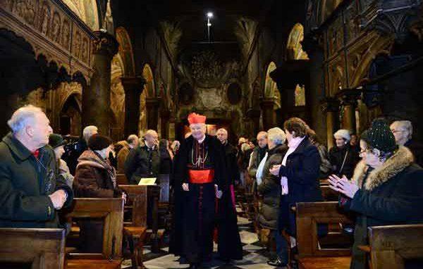 preghiera ecumenica basilica san giovanni battista