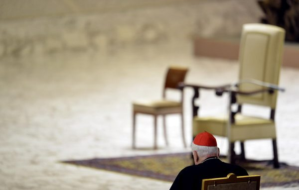 Benedetto XVI - Udienza generale 13-02-13