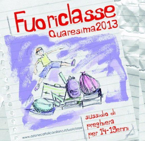 Sussidi Quaresima 2013