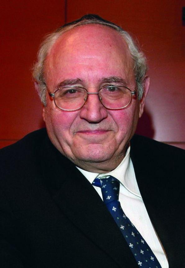 Rav Giuseppe Laras