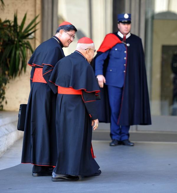 Cardinali_Congregazioni