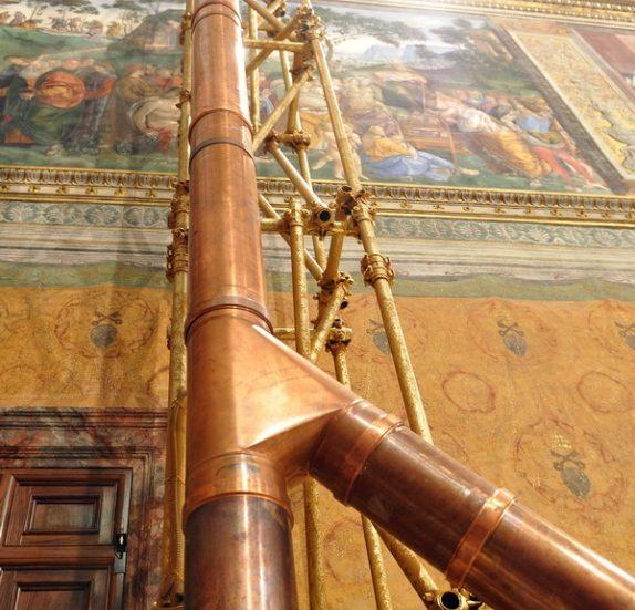 Camino Cappella Sistina