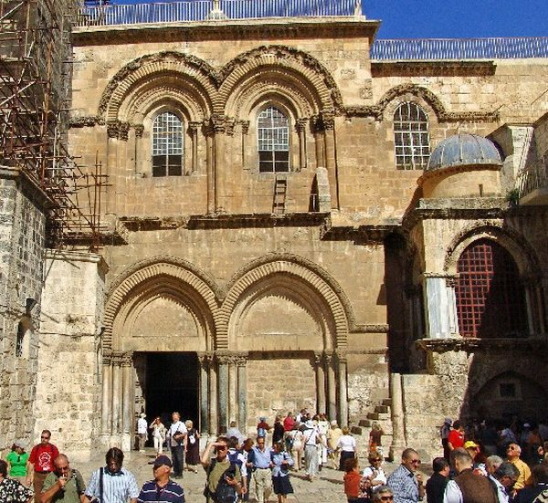 Gerusalemme Terrasanta Santo Sepolcro