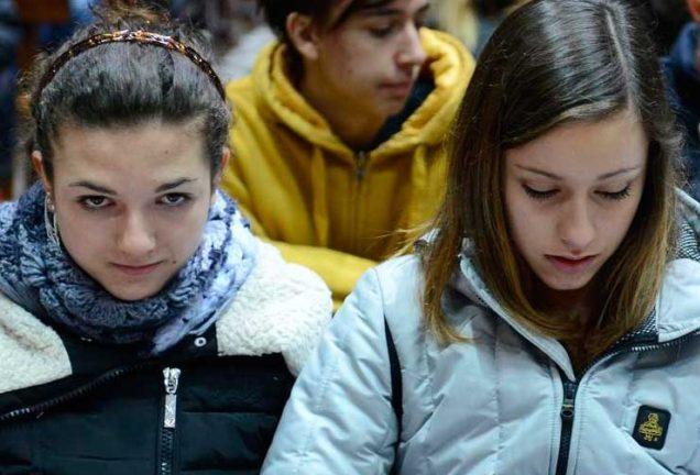 incontro diocesano adolescenti,