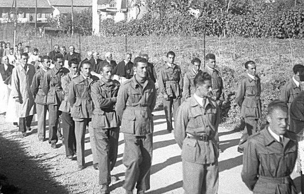 prigionieri 25 aprile resistenza