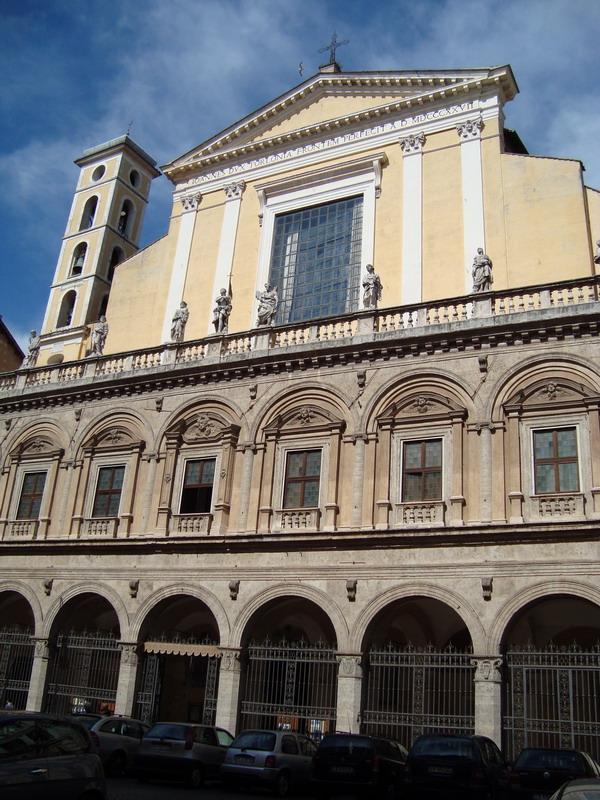 Basilica dei Santi Apostoli_Roma