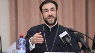 Bartolomeo I conferenza stampa