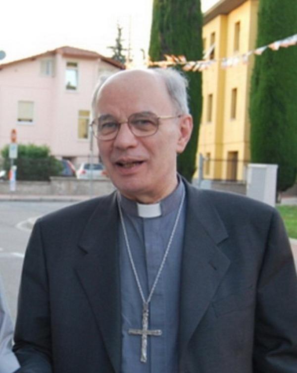 Monsignor Luigi Stucchi