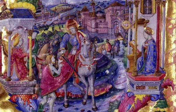 De Predis Baroffio Annunciazione San Martino