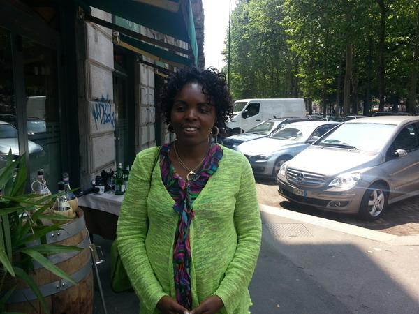 Solange Lusiku