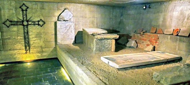 Necropoli Sant'Eustorgio