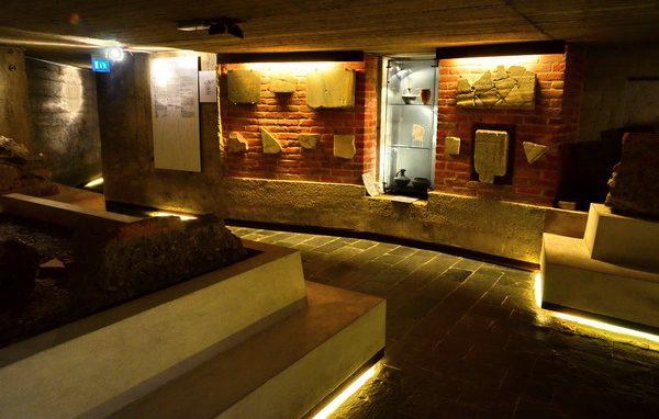necropoli museo sant'eustorgio