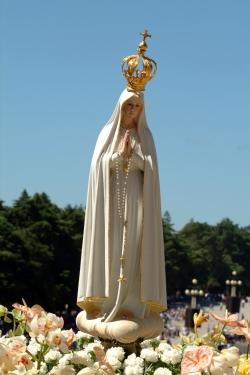 Madonna Pellegrina Fatima