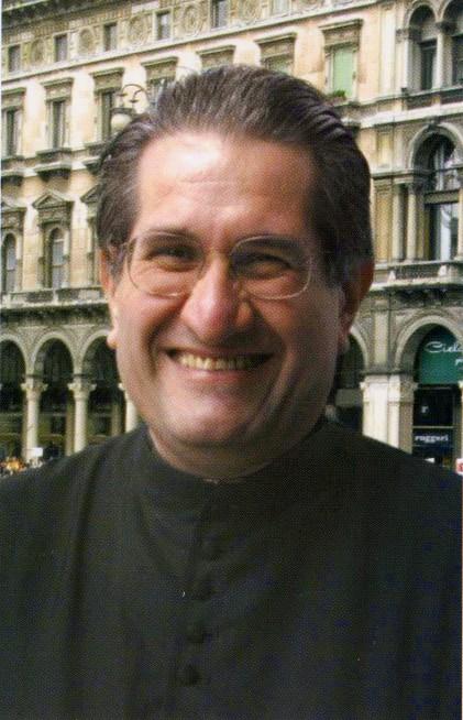 Monsignor Mario Spezzibottiani