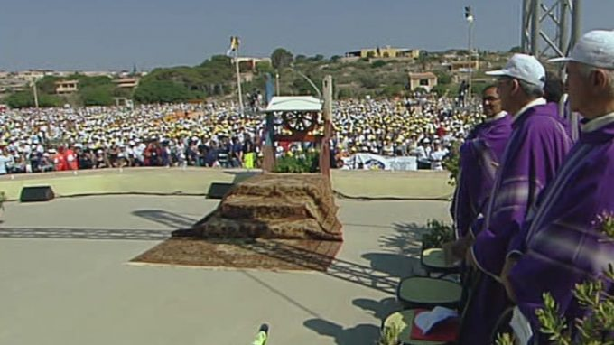Papa Francesco Lampedusa
