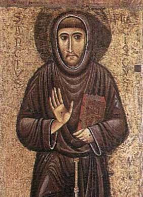 San Francesco Assisi Margarito Arezzo