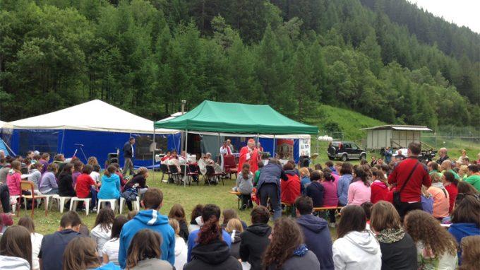 campeggi Valle d'Aosta 2013