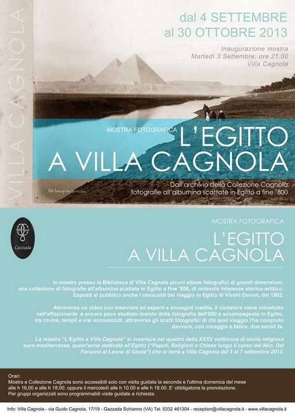 Egitto_Villa Cagnola