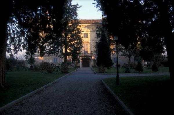 Villa Arcivescovile_Groppello d'Adda