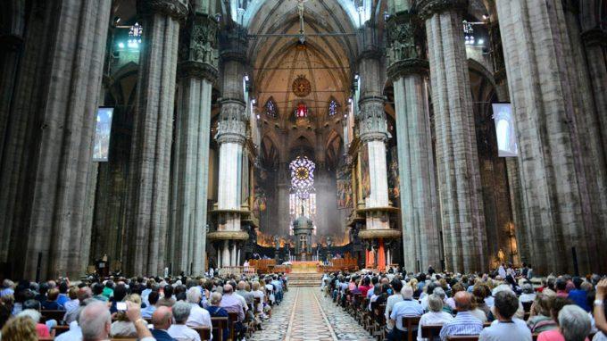 Nivola Duomo Milano