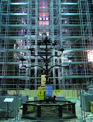 Duomo Milano restauri