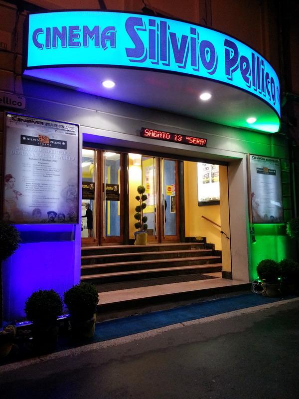 Cinema Pellico_Saronno