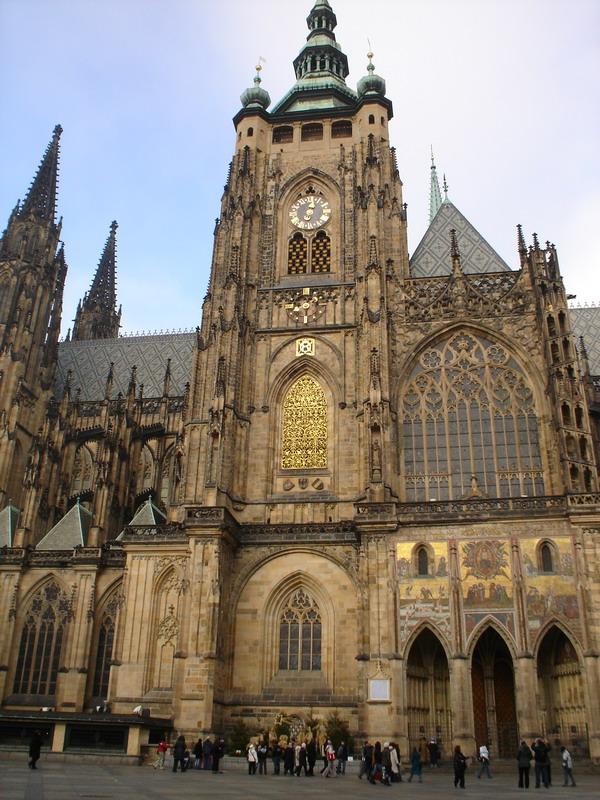 Cattedrale di San Vito_Praga