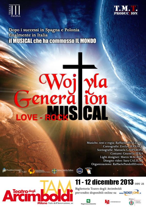 musical Wojtyla