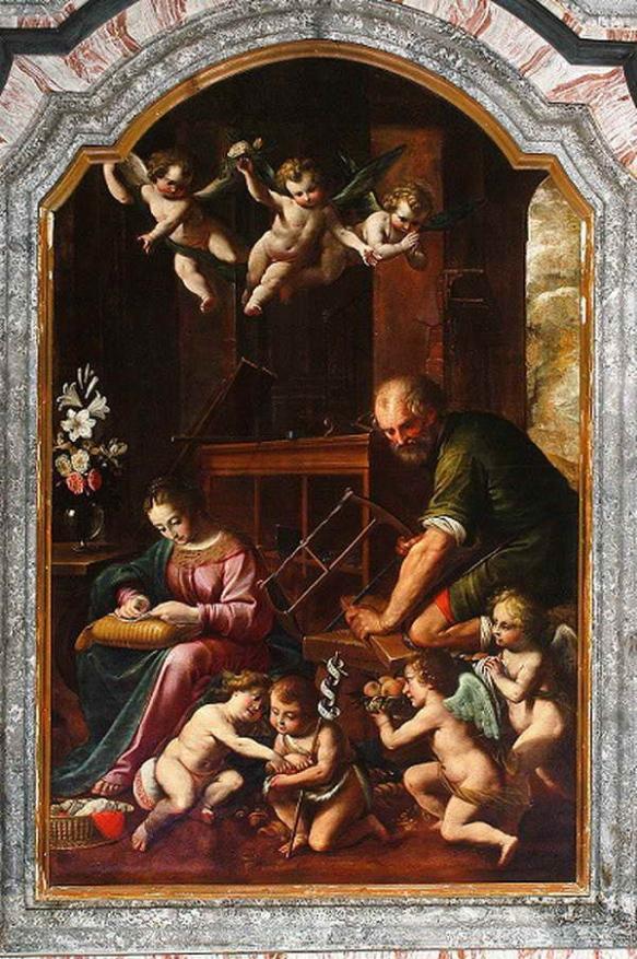 Lampugnani Sacra Famiglia Legnano