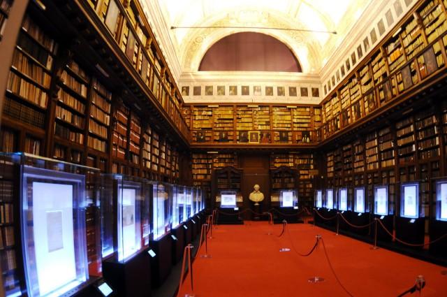 Sala Federiciana Ambrosiana Leonardo