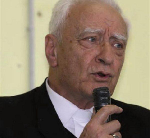 Monsignor Luigi Bettazzi