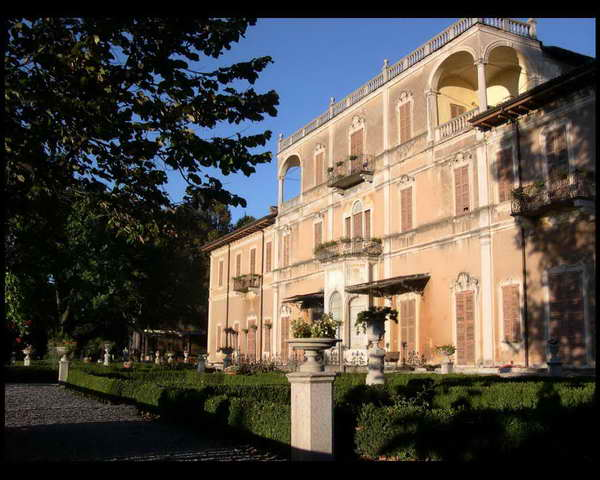 Villa Cagnola Gazzada
