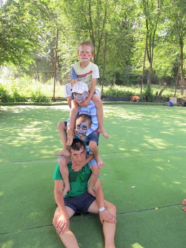 Bambini in Romania