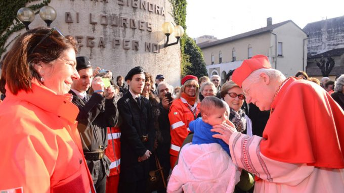 scola Santa Maria di Lourdes