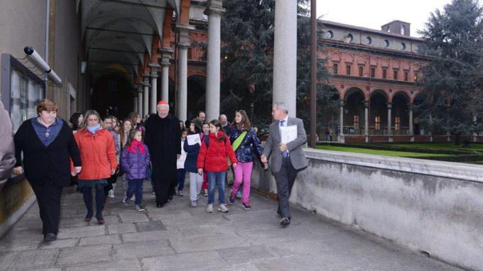 scola azione cattolica ragazzi bambini