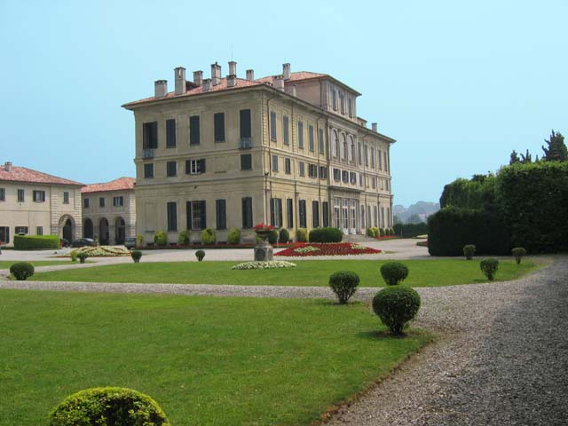 Villa Perego, Cremnago di Inverigo