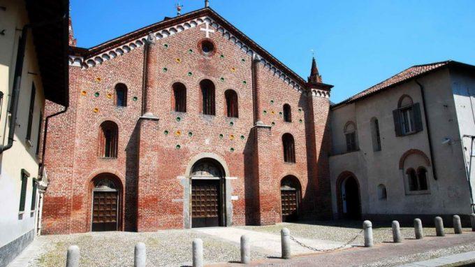 Santa Maria Rossa Crescenzago