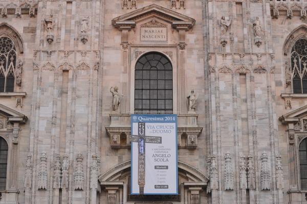 Via Crucis Duomo 2014