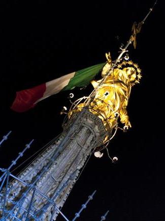 Madonnina Duomo Milano