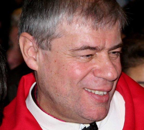 monsignor Maurizio Rolla