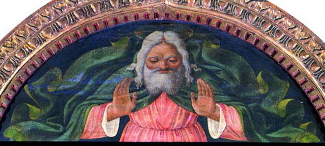 Liberale Dio Padre Resurrezione Casoretto