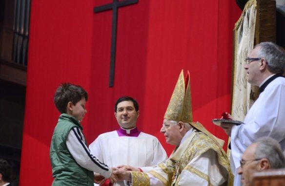 Pontificale di Pasqua 2014