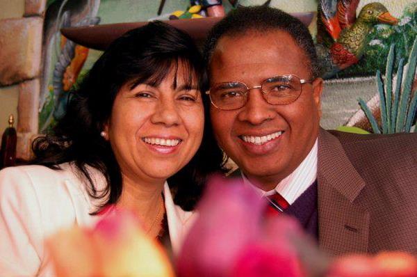 Carmen Sanchez e Felix Juarez