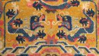 Tappeto Tibet draghi