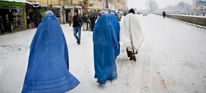 Ugo Pannella Afghanistan